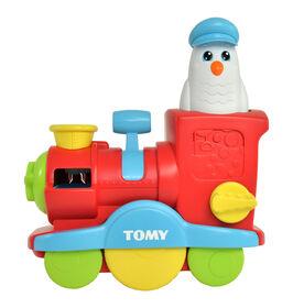 TOMY Bubble Blast Train