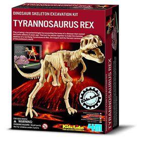 4M Dig a Tyrannosaurus Rex - English Edition