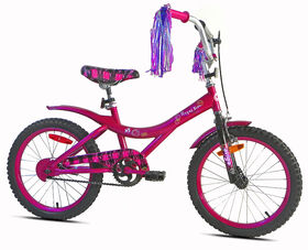 Avigo Purple Rain Bike - 18 inch