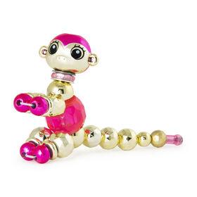 Twisty Petz - Honeycomb Monkey Bracelet for Kids