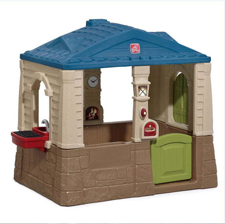 Step2 - Happy Home Cottage & Grill Playhouse