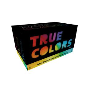 Pressman Toys:  True Colors Game - English Edition