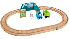 Fisher-Price Thomas & Friends Wood Animal Park Set