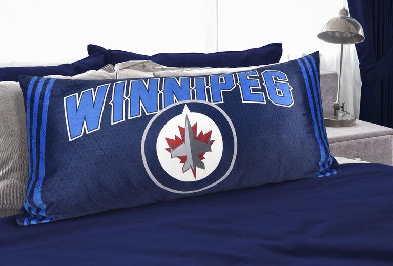 NHL Body Pillow - Winnipeg Jets