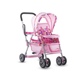 Joovy Toy Caboose Stroller - Pink