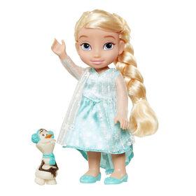 Disney Frozen - 6' Elsa with Olaf