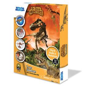 Dr. Steve Hunters - Dino Dig Excavation Kit - T. Rex