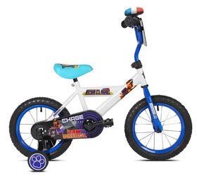 Vélo Chase avec sirène 14 po - Notre exclusivité