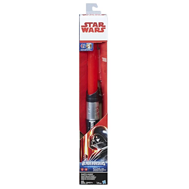 Star Wars: A New Hope Bladebuilders Darth Vader Electronic Lightsaber