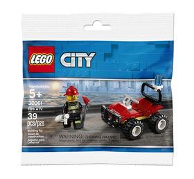 LEGO City Fire ATV 30361