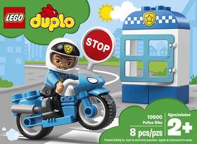 LEGO DUPLO Town La moto de police 10900