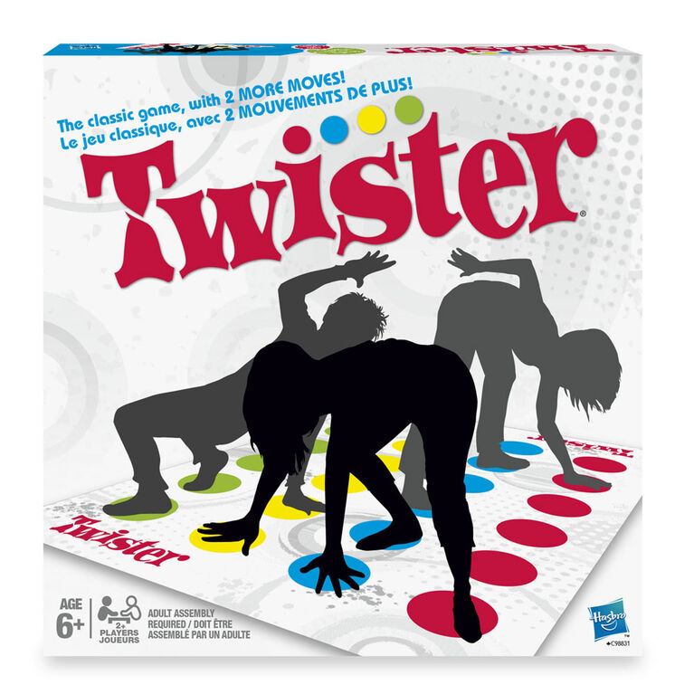 Hasbro Gaming - Twister Game