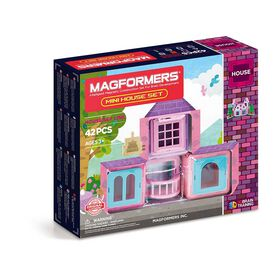 Magformers Mini House 42 Piece Set
