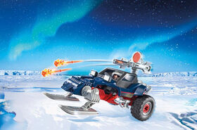 Playmobil - Ice Pirate with Snowmobile (9058)