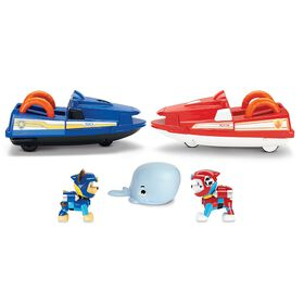 Paw Patrol – Adventure Beach Chase & Marshall's Rescue Jet Skis