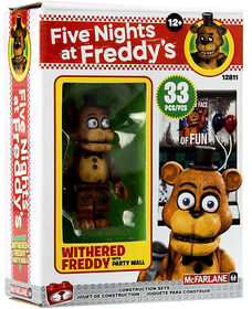 Five Nights at Freddy's Micro Set The Party Wall