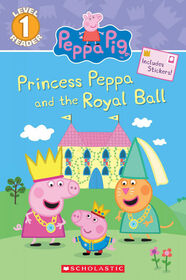 Princess Peppa And The Royal Ball