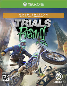 Xbox One - Trials Rising Gold Edition