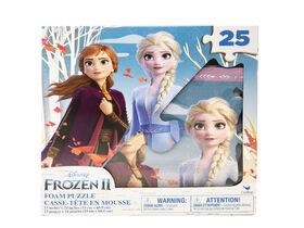 Disney Frozen2 - Puzzle en mousse de 25pièces