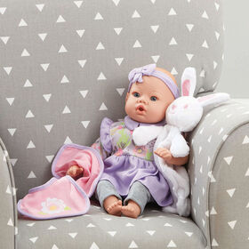 Madame Alexander - 12Inch Lil' Cuddles Baby Gift Set