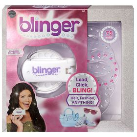 Blinger - Diamond Collection - White