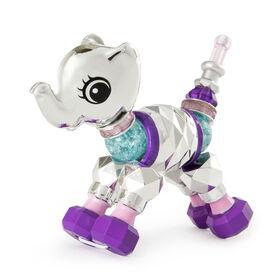 Twisty Petz - Pinky Elephant Bracelet for Kids
