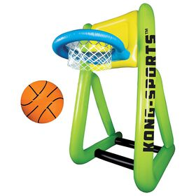 Franklin Sports KONG-AIR SPORTS Basketball Set - 6 feet tall