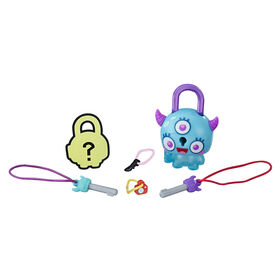 Lock Stars Basic Assortment Horned Teal Monster -- Series 1