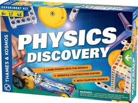 Physics Discovery - English Edition