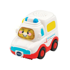 VTech Go! Go! Smart Wheels Ambulance - French Edition