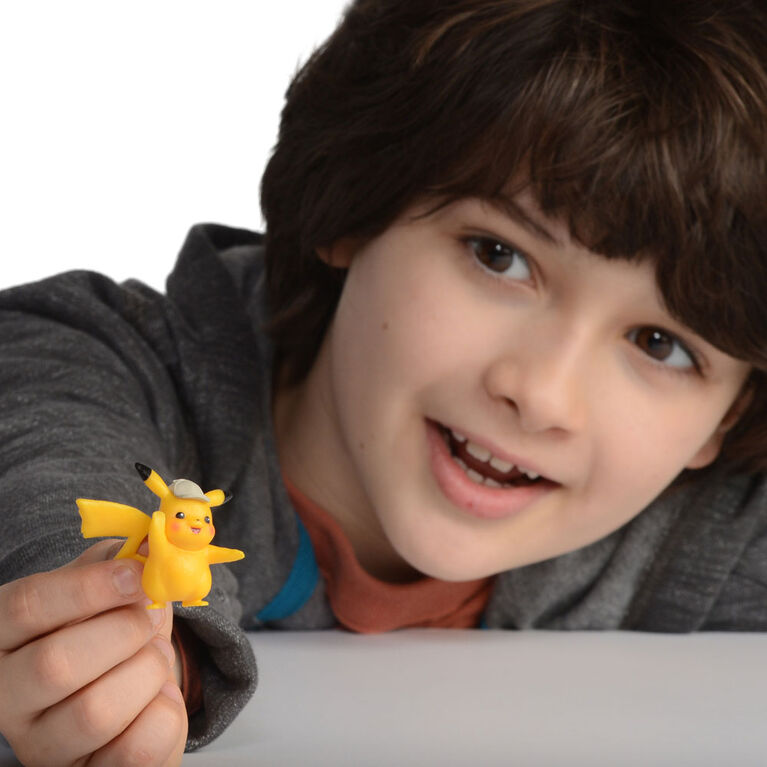 Detective Pikachu Battle Figure Multipack (6-Pack) - R Exclusive
