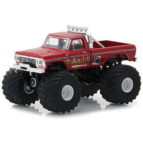 1:64 Kings of Crunch Series 2 - Walking Tall - 1979 Ford F-250 Monster Truck