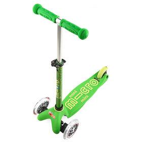 Micro Scooters - Mini Micro Deluxe Kickboard Green
