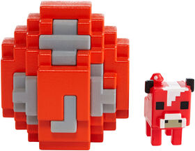 Minecraft Spawn Egg Mini Figure Pack - Styles May Vary