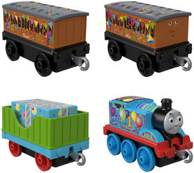 Fisher-Price Thomas & Friends TrackMaster, Celebration Time - English Edition