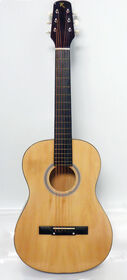 "Robson 36"" Natural Acoustic Guitar"