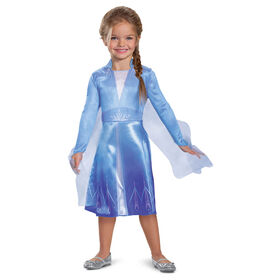 Frozen II Elsa Classic Costume - size 3T-4T