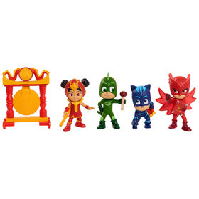 PJ Masks Mystery Mountain Collectible Figures