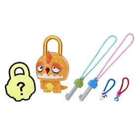 Lock Stars Basic Assortment Orange Dinosaur–Series 1