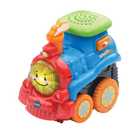 VTech Go! Go! Smart Wheels Press & Race Train - French Edition