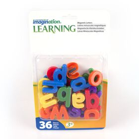 Magnetic Small Letters