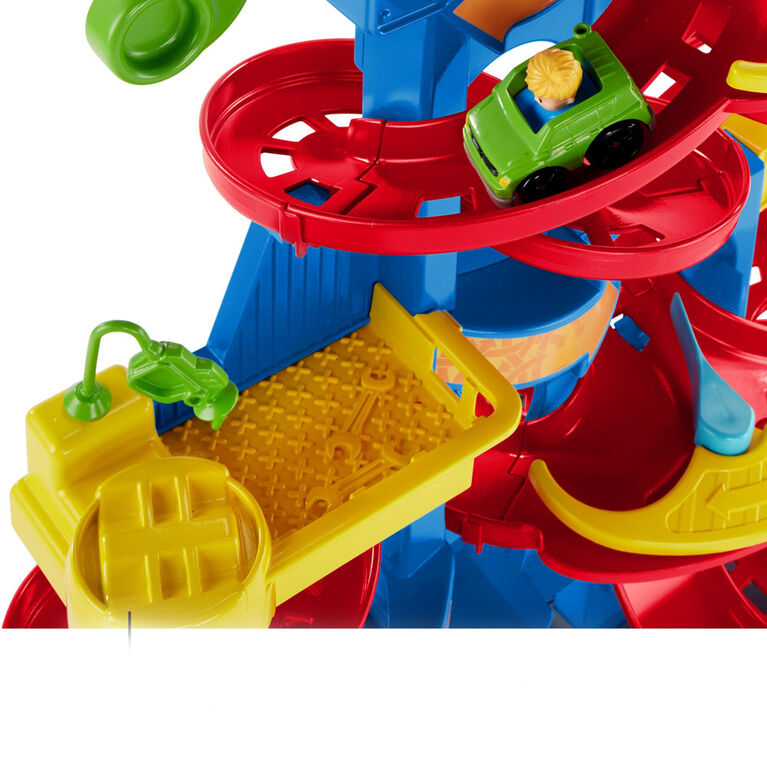 Fisher-Price Little People Take TurnsSkyway Track Set - French Edition