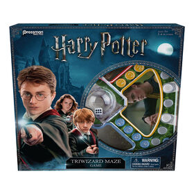 Goliath Games Harry Potter Tri-Wizard Pop Up Game - English Edition