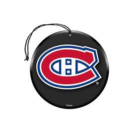 Montreal Canadiens Paper Air Freshener 3 Pack