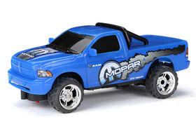 New Bright RC USB Charging Radio Control Toy Pickup Truck - Mopar Ram