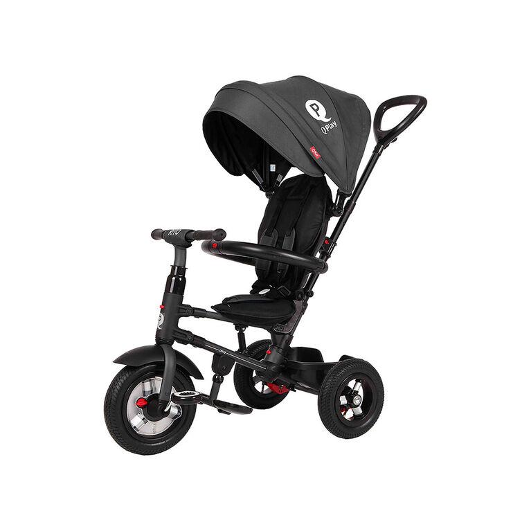 Rito Plus Folding Stroller/ Trike Black