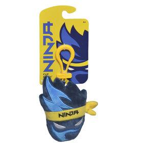 Ninja Clip-On Plush