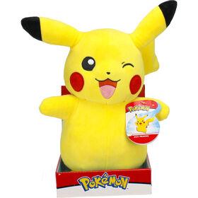 Pokémon 12 inch Plush - Pikachu