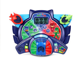 VTech PJ Masks Super Learning Headquarters - French Edition