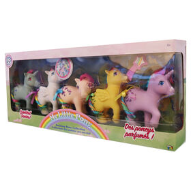 My Little Pony 35th Anniversary Rainbow Pony Gift Set